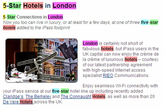5 Star hotels London