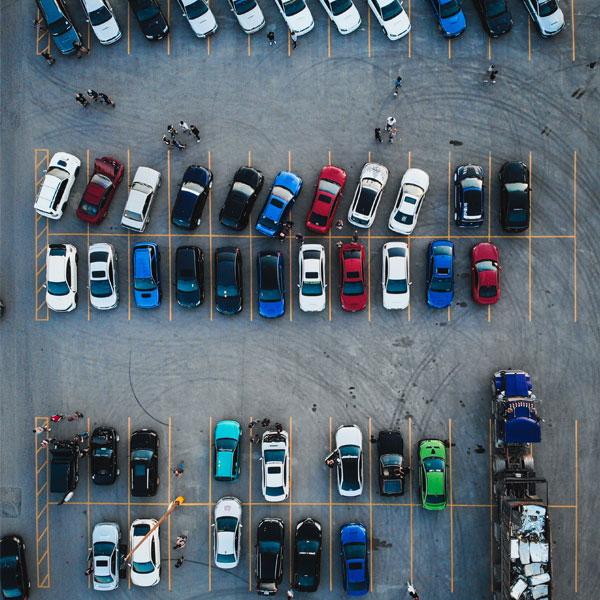 Happy Days Parking